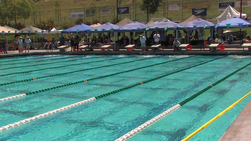 Men's 200m Butterfly Heat 03 - 2012 California/Nevada Gold Sectional Championship