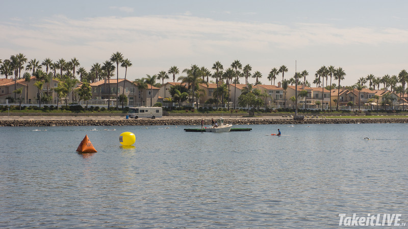 The Course is set for the 2012 Swim Across America Long Beach
