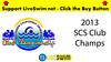 Men's 200 Medley Heat 01 - 2013 - SCS Club Championship