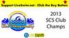Men's 400 Medley Heat 03 - 2013 - SCS Club Championship