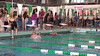 Women's 200 Backstroke Heat 03 - 2013 - SCS Club Championship