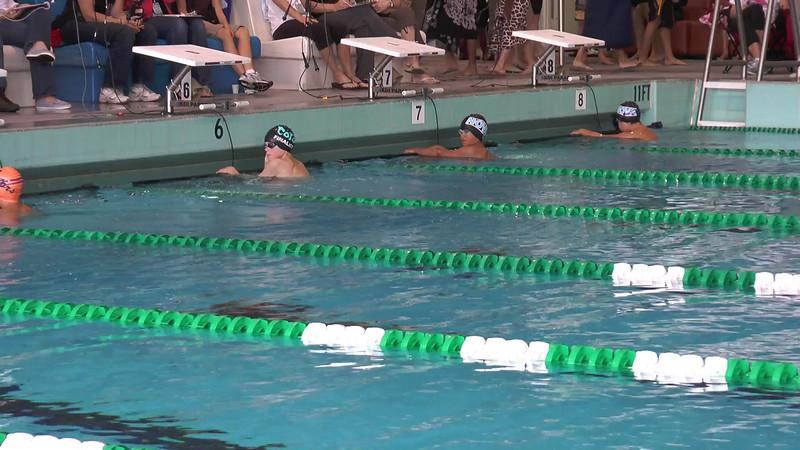 Men's 50 Backstroke Heat 01 - 2013 - SCS Club Championship