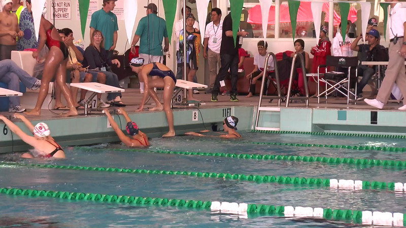 Women's 200 Backstroke Heat 04 - 2013 - SCS Club Championship