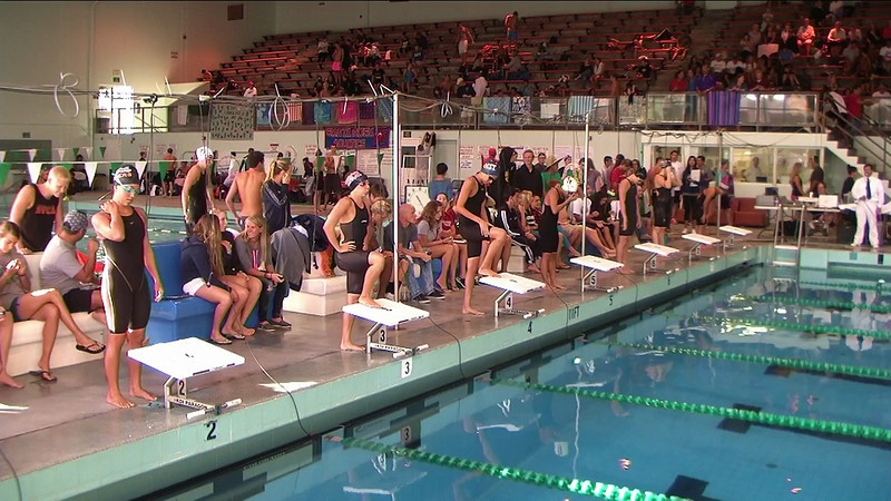 Women's 100yd IM B Final