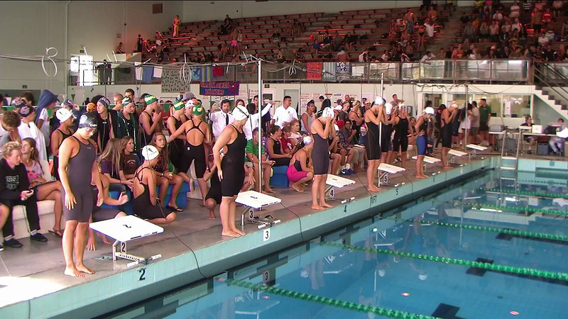 Women's 200yd Medley Relay B Final