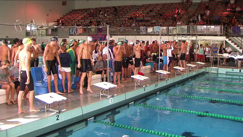 Men's 200yd Freestyle Relay A Final