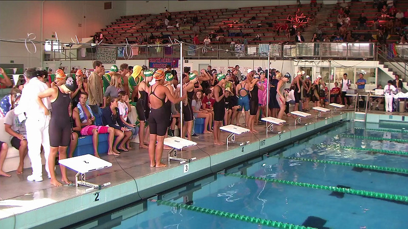 Women's 200yd Freestyle Relay A Final