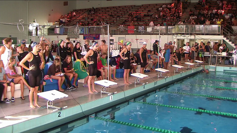 Women's 200yd IM A Final