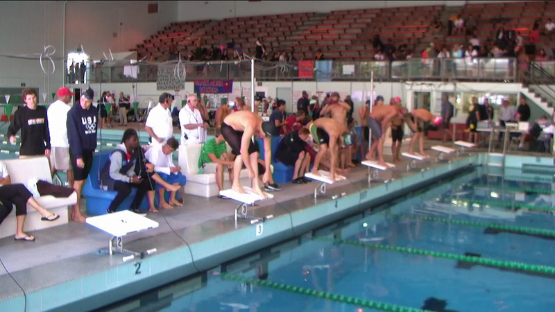 Men's 800yd Freestyle Relay C Final