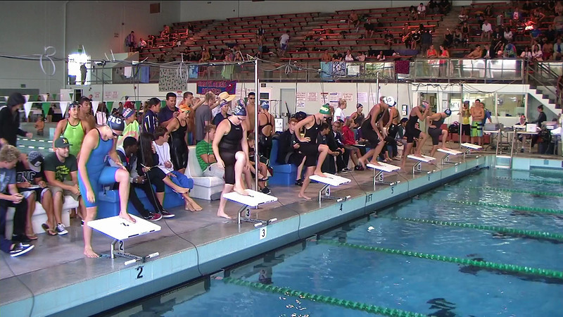 Women's 200yd IM Heat 3