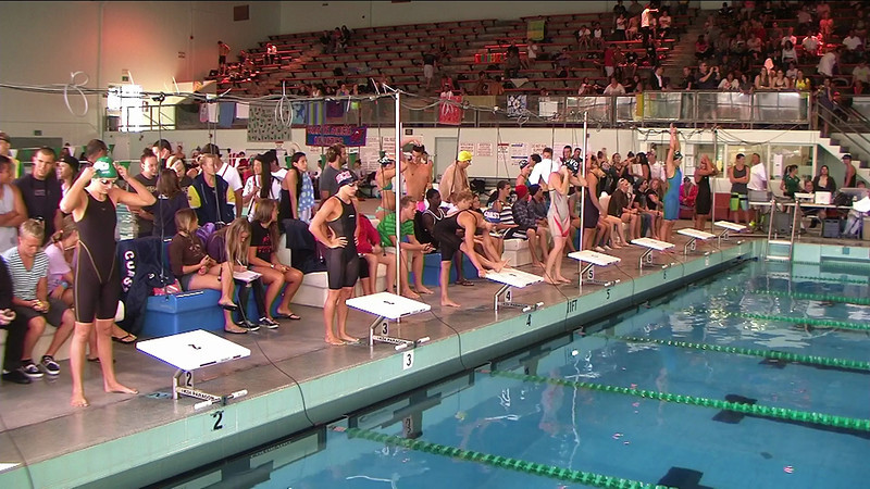 Women's 50yd Butterfly A Final