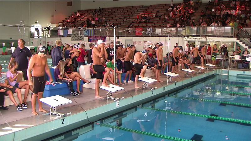 Men's 400yd IM B Final