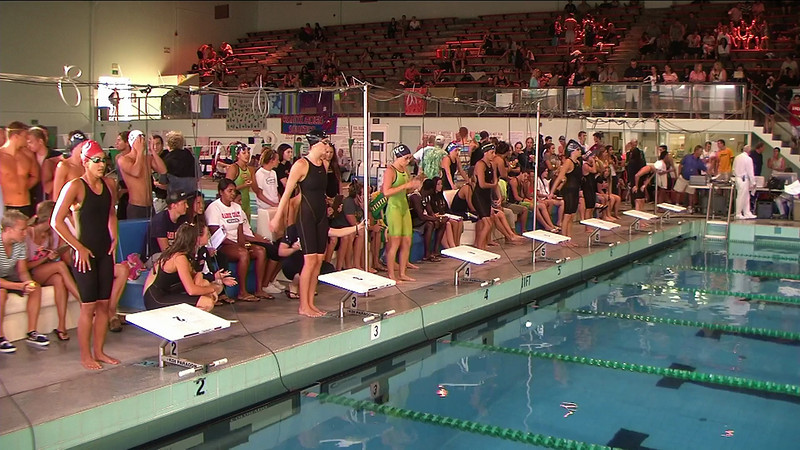 Women's 50yd Breaststroke A Final