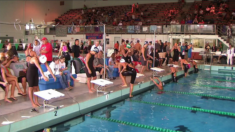 Women's 500yd Freestyle A Final