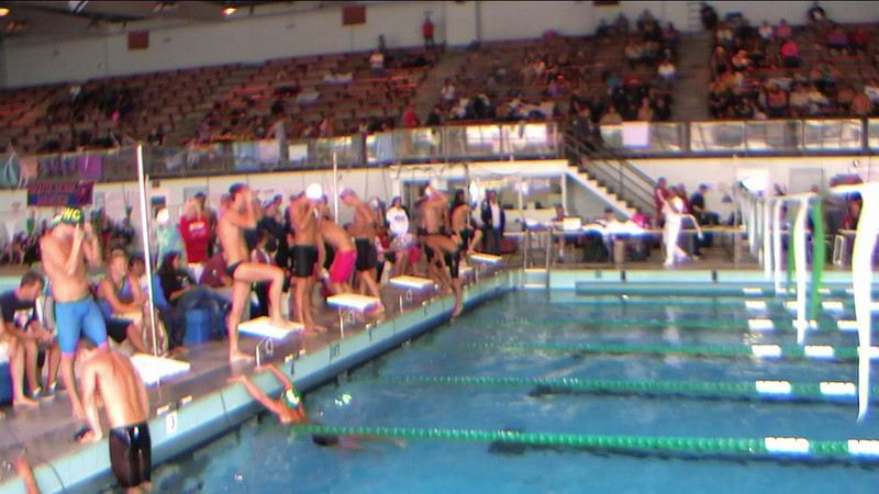 Men's 200yd IM Heat 4