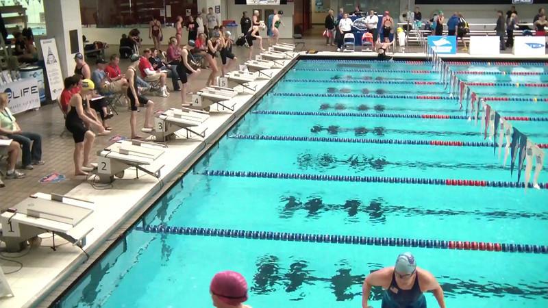 Event 5 Mens 400 Medley Heat 2