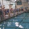 Men's 50 m Butterfly Heat 1 - 2013 SPMS Regional Championships, Commerce, Ca