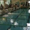 Men's 200 m Backstroke Heat 1  - 2013 SPMS Regional Championships, Commerce, Ca