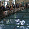 Women's 50 m Breaststroke Heat 5 - 2013 SPMS Regional Championships, Commerce, Ca