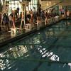 Women's 100 m Individual Medley Heat 1 - 2013 SPMS Regional Championships, Commerce, Ca