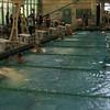 Men's 200 m Backstroke Heat  5 - 2013 SPMS Regional Championships, Commerce, Ca