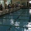 Women's 200 m Individual Medley Heat  1 - 2013 SPMS Regional Championships, Commerce, Ca