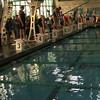 Women's 100 m Individual Medley Heat 3  - 2013 SPMS Regional Championships, Commerce, Ca