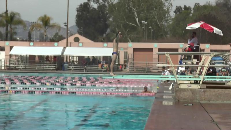 E12 M 1M Diving Round 1 Thru 4