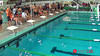 Men's 200 Butterfly A Final - 2014 CCCA Swimming and Diving State Championships
