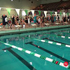 Women's 50 Freestyle B Final - 2014 CCCA Swimming and Diving State Championships