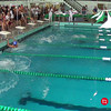 Men's 200 Medley Relay B Final - 2014 CCCA Swimming and Diving State Championships