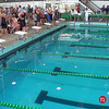 Women's 50 Backstroke Heat 1 - 2014 CCCA Swimming and Diving State Championships