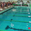 Women's 50 Butterfly A Final - 2014 CCCA Swimming and Diving State Championships