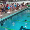 Women's 100 Individual Medley Heat 2 - 2014 CCCA Swimming and Diving State Championships