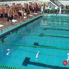 Men's 200 Medley Relay Heat 2 - 2014 CCCA Swimming and Diving State Championships