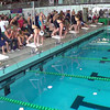 Women's 50 Freestyle Heat 1 - 2014 CCCA Swimming and Diving State Championships
