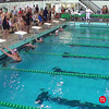 Women's 200 Individual Medley Heat 2 - 2014 CCCA Swimming and Diving State Championships