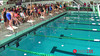 Women's 100 Butterfly B Final - 2014 CCCA Swimming and Diving State Championships