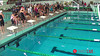 Women's 100 Butterfly A Final - 2014 CCCA Swimming and Diving State Championships