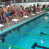 Men's 200 Individual Medley Heat 2 - 2014 CCCA Swimming and Diving State Championships