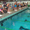 Men's 500 Freestyle Heat 3 - 2014 CCCA Swimming and Diving State Championships