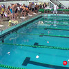 Men's 100 Butterfly Heat 1 - 2014 CCCA Swimming and Diving State Championships