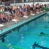 Men's 200 Individual Medley Heat 3 - 2014 CCCA Swimming and Diving State Championships