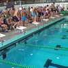 Men's 200 Free Relay Heat 3 - 2014 CCCA Swimming and Diving State Championships