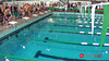 Men's 200 Butterfly Heat 1 - 2014 CCCA Swimming and Diving State Championships