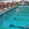 Men's 100 Breaststroke Heat 3 - 2014 CCCA Swimming and Diving State Championships