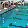 Women's 200 Individual Medley Heat 1 - 2014 CCCA Swimming and Diving State Championships