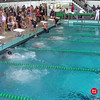 Women's 50 Backstroke Heat 2 - 2014 CCCA Swimming and Diving State Championships