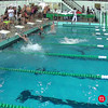 Men's 100 Backstroke Heat 2 - 2014 CCCA Swimming and Diving State Championships