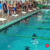 Men's 500 Freestyle A Final - 2014 CCCA Swimming and Diving State Championships
